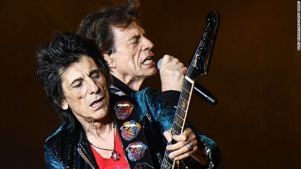 Rolling Stones postpone tour on doctor's orders