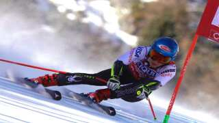 The Latest: Shiffrin to skip combined at worlds