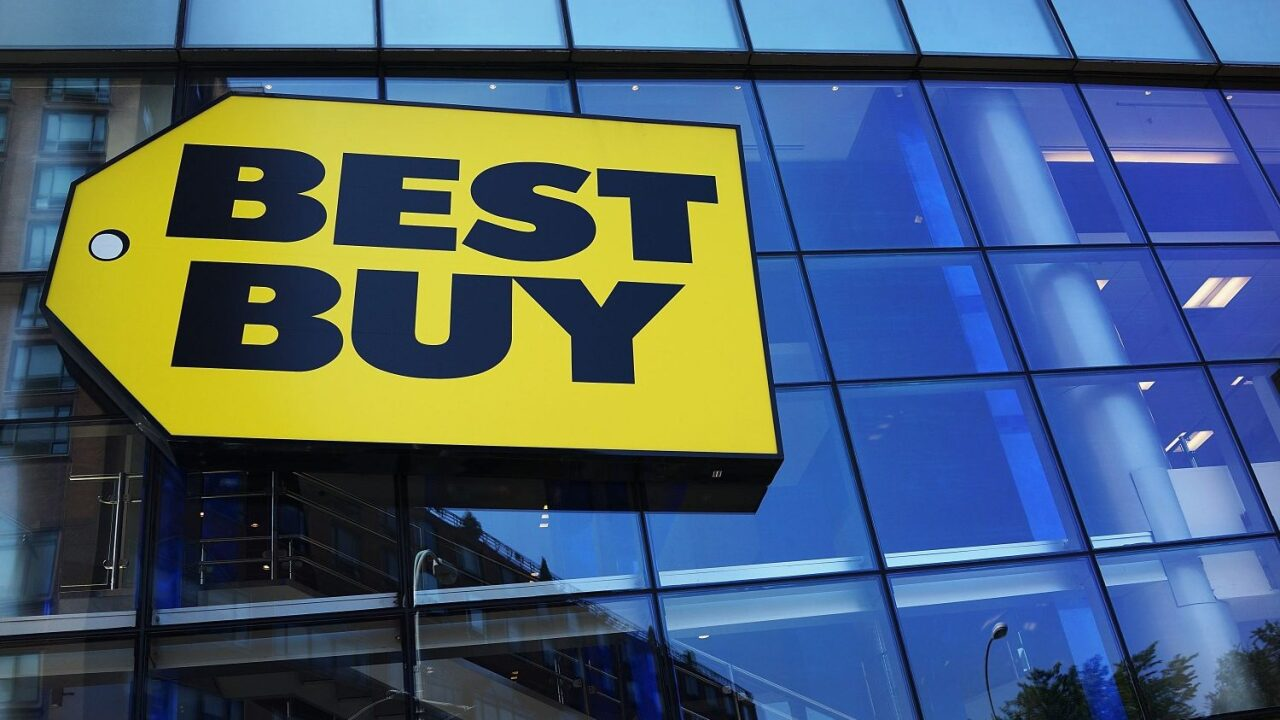 Best Buy is now offering free next-day delivery