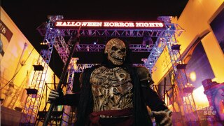 The world's premier Halloween event, Halloween Horror Nights, Friday, Sept. 3, at Universal Orlando Resort. It's the ultimate Halloween experience at Universal Studios Florida on selected nights through Oct. 31.