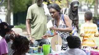 2018 Black Family Reunion at Sawyer Point