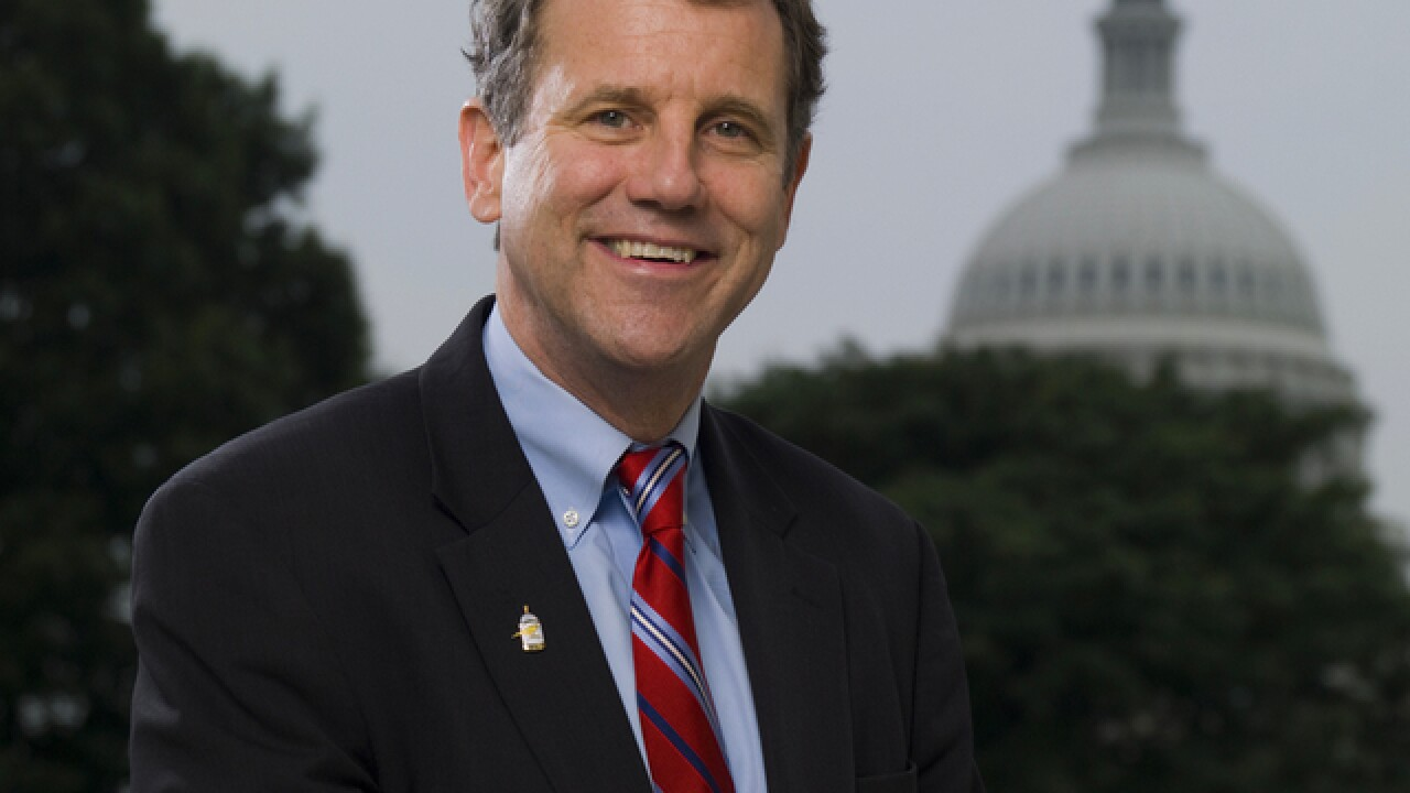 Democrat Sherrod Brown wins Ohio Senate race