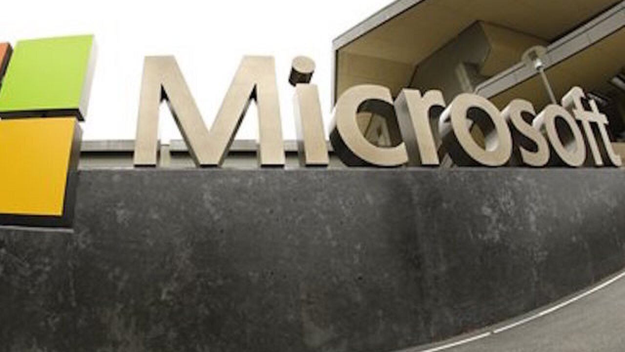 Microsoft to cut 1,850 jobs in mobile unit