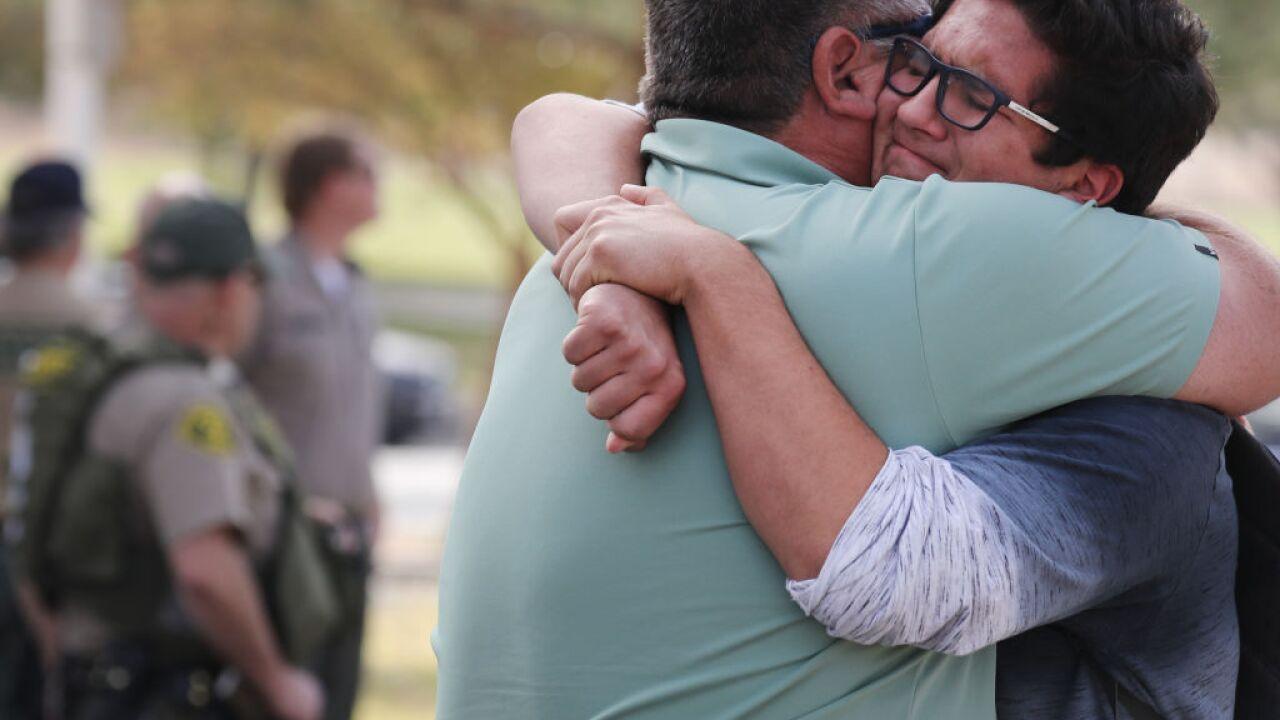 Several Injured In School Shooting In Santa Clarita, California