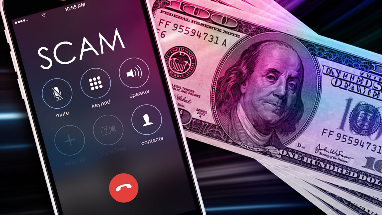 Don't fall for this solar energy phonescam