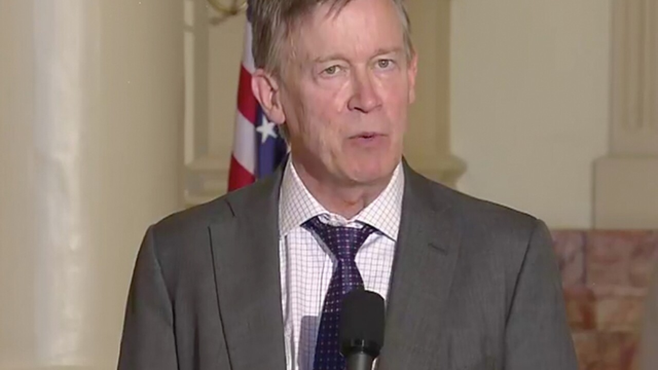 Gov. Hickenlooper asks Colorado Supreme Court to weigh in on TABOR, Gallagher Amendment