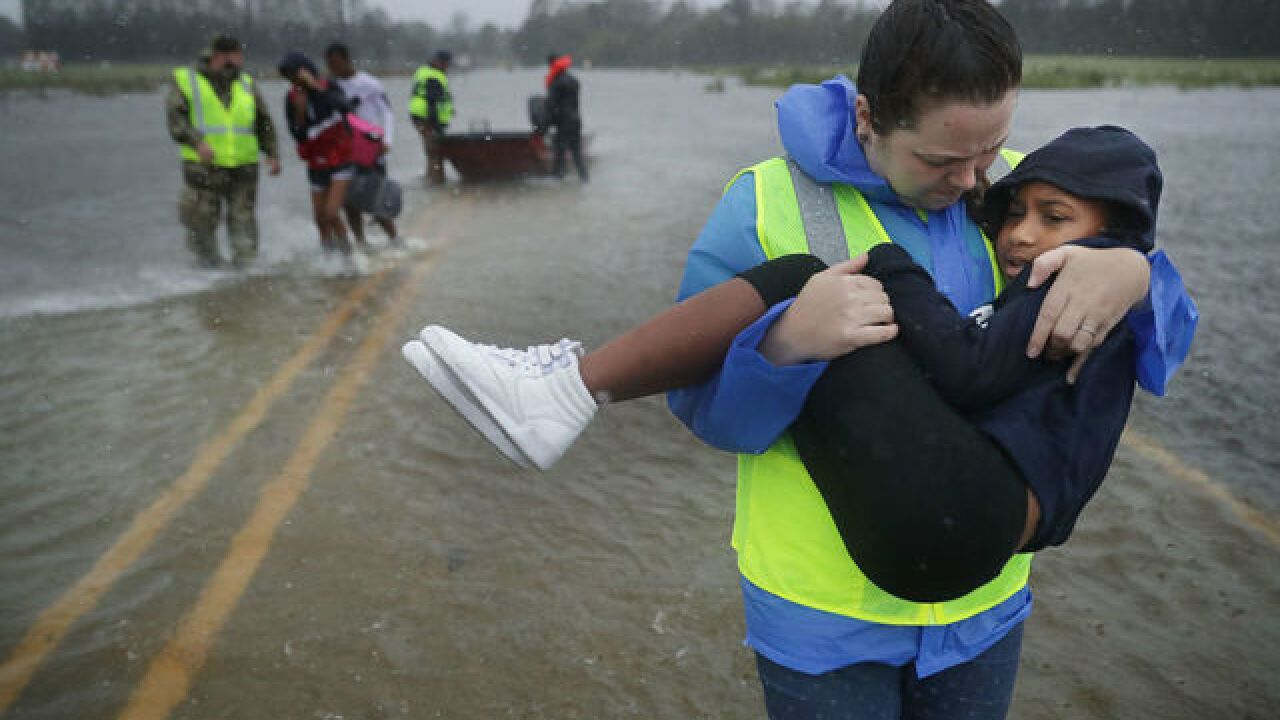 Donate Now: Here's how you can support victims of Hurricane Florence