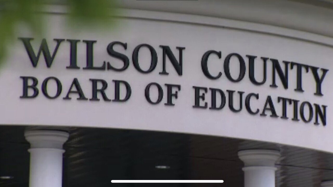 Wilson county school board