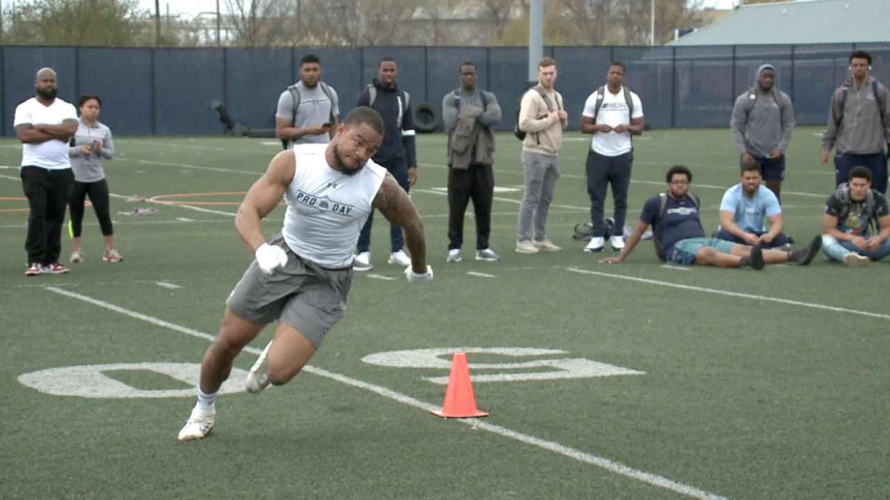 ODU Football inches closer to a program milestone with biggest Pro Dayyet