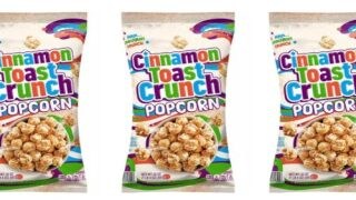 You Can Now Buy Cinnamon Toast Crunch Popcorn