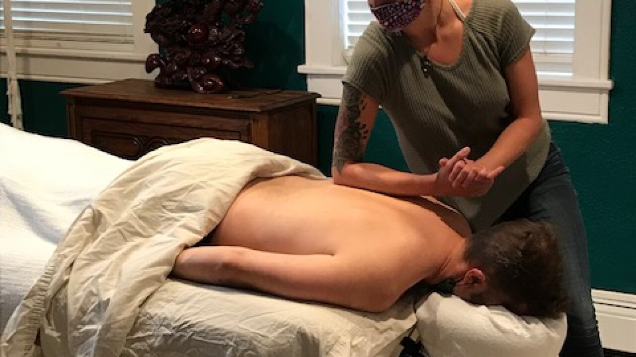 Soulscape Massage & Bodywork open for business after COVID hiatus
