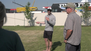 Bozeman's Fins & Feathers offering free fly-fishing lessons