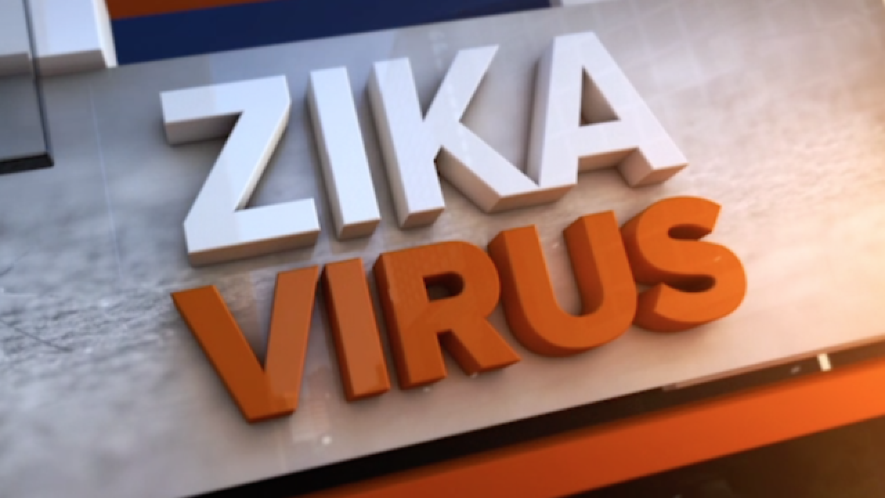 Governor: 14 Florida Zika cases likely caused by mosquito