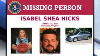 Isabel Hicks missing.jpg