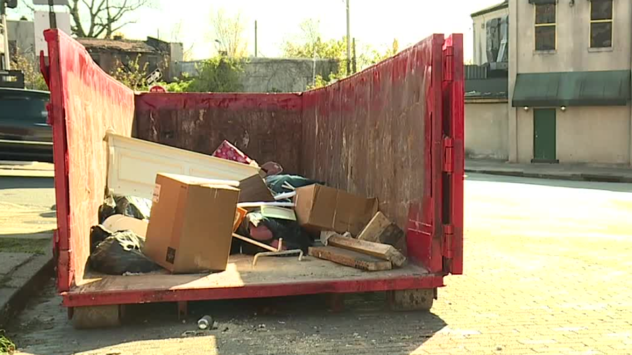 West Baltimore Clean Up.PNG