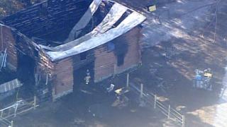 Pendleton county fatal fire
