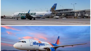 Allegiant Air, Frontier Airlines add more destinations from Phoenix