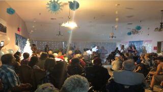 Nursing home hosts senior prom for residents