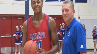 Cozart Becomes All-Time Leading Shot Blocker, More Scores and Highlights