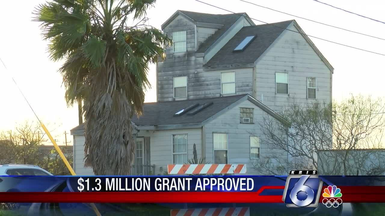 City earns state grant to purchase flood-prone homes