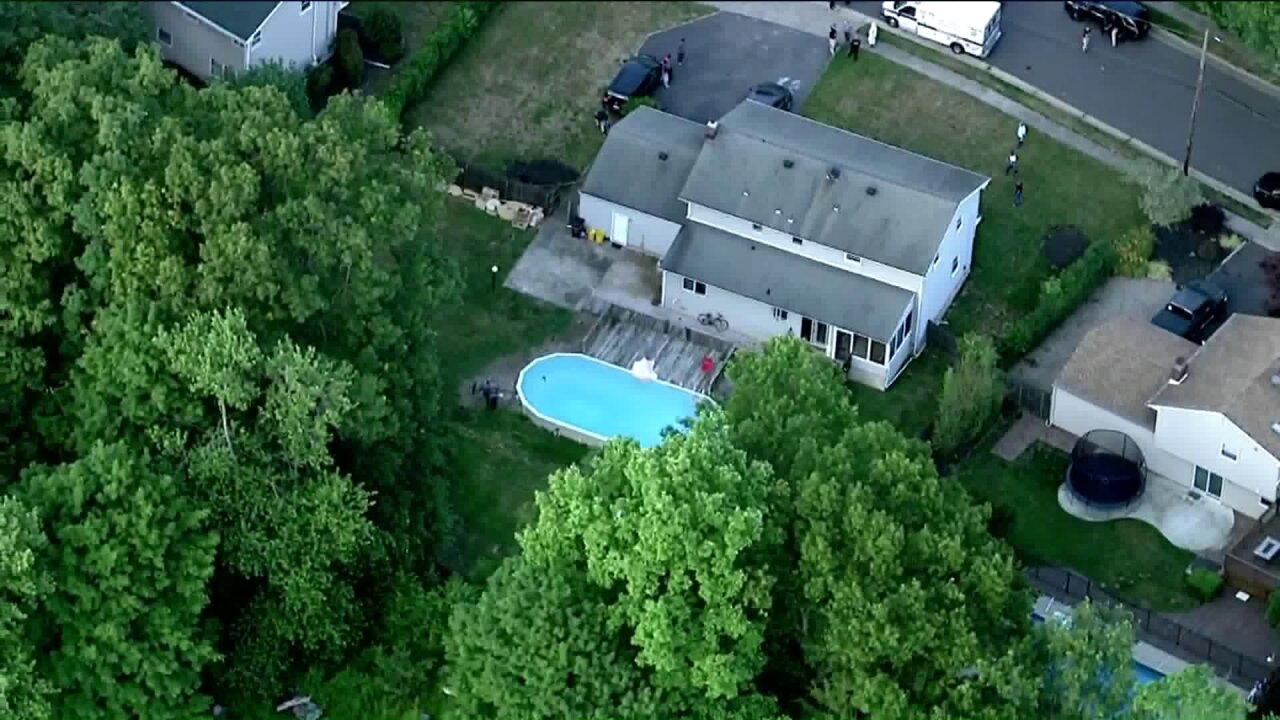 Three people, including 8-year-old girl, found dead in New Jersey pool