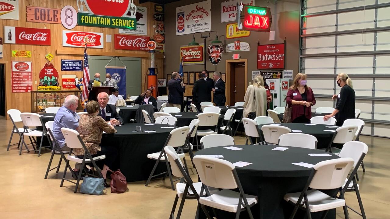 Scott Kiwanis Club Inaugural Meeting.jpg