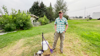 Great Falls man is cleaning up with new pooper scooper business