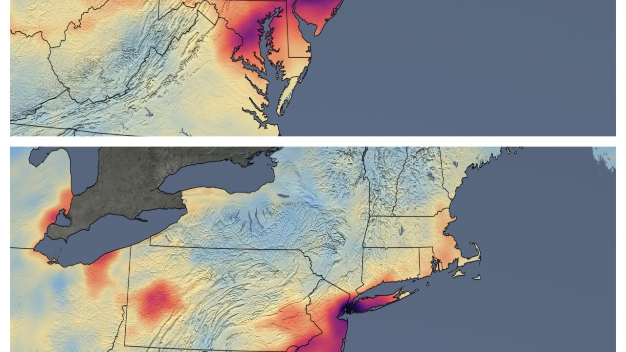 Experiment Earth Coronavirus Impact