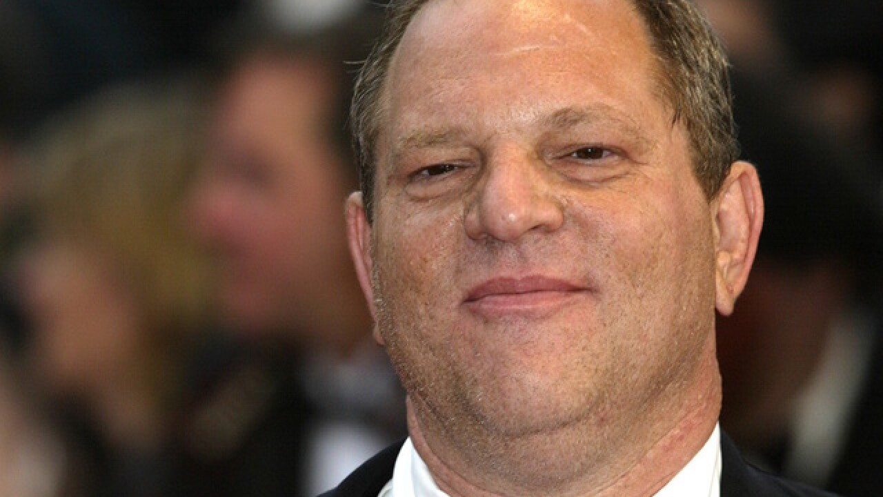 TMZ: Harvey Weinstein attacked in Scottsdale
