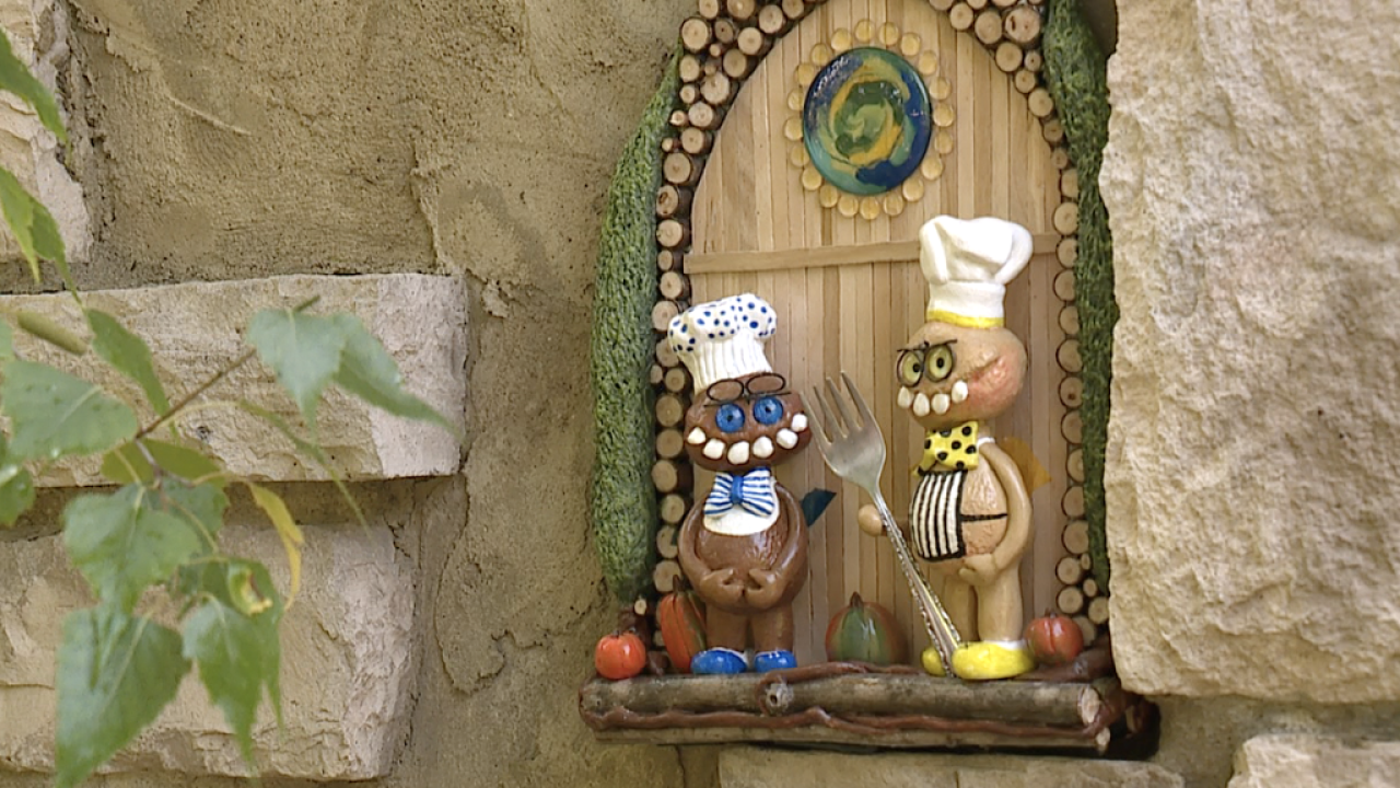 Fairy Doors exhibit launches in Cleveland, Kirtland