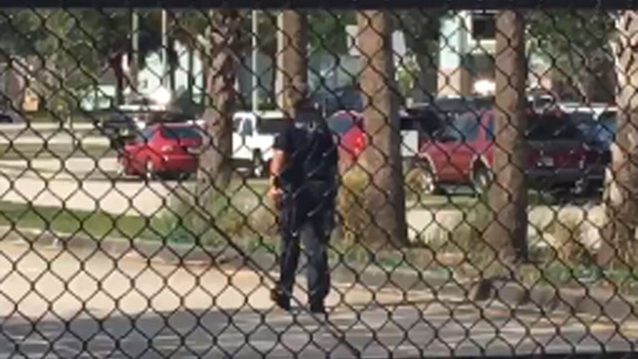 Incident investigated at Royal Palm Beach HS