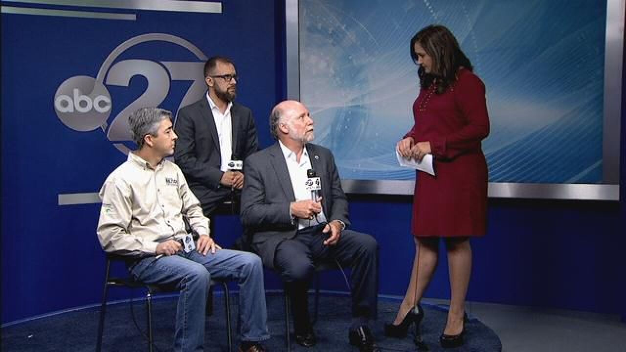 Discussion panel reflects on Hurricane Hermine preparations