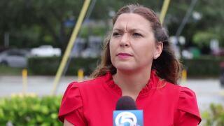 Emily Slosberg says she waited 8 days for coronavirus test results