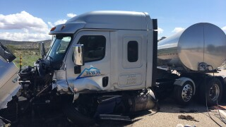 LDS bishop killed in head-on crash on SR-18 in southern Utah