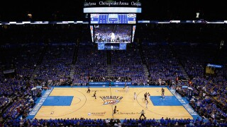Thunder play-by-play man Davis suspended 1 game for comment