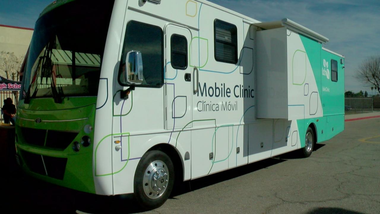 Adventist Health Mobile Clinic