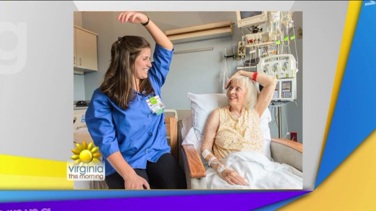 Calling all volunteers to HELP Bon Secours St. Mary'sHospital