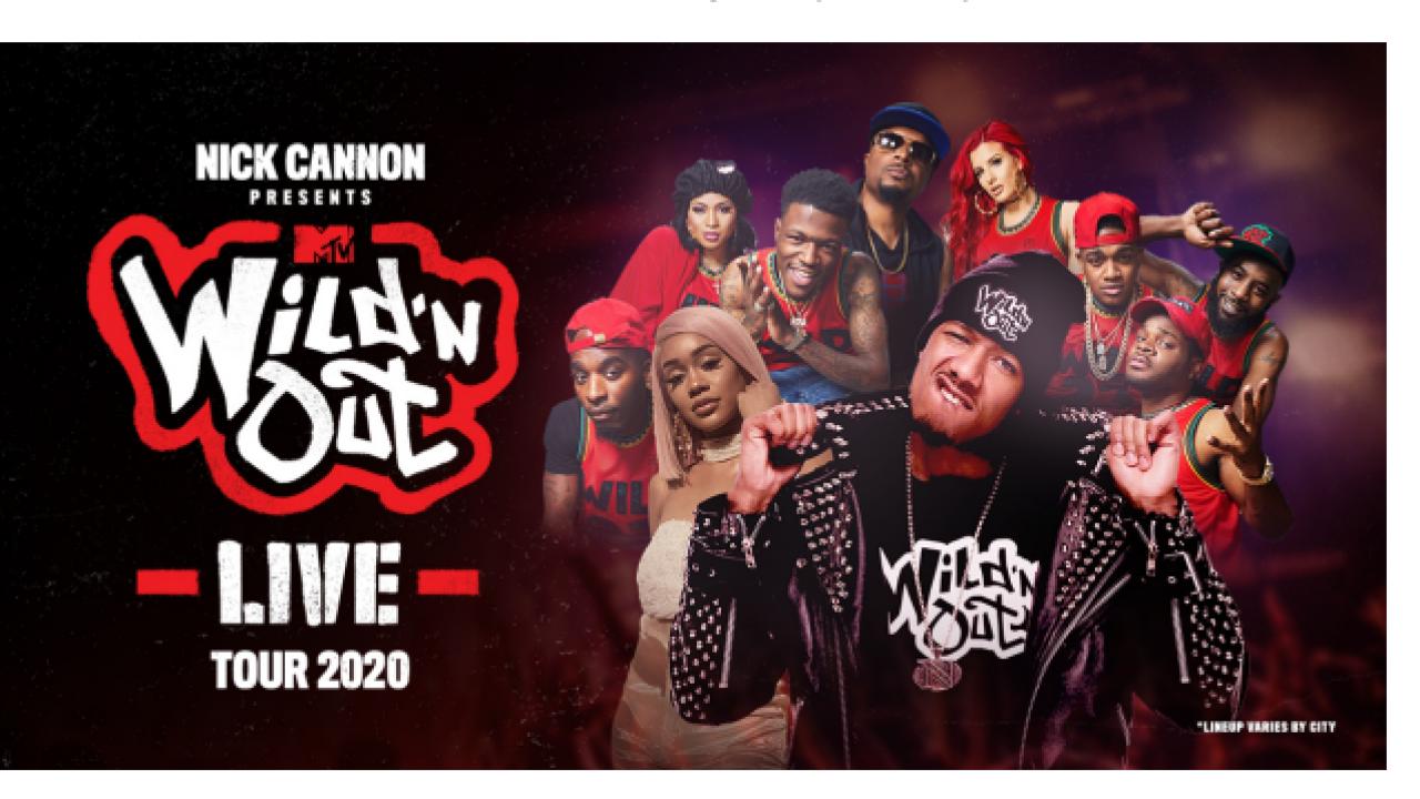 Wild n out tickets 2020 schedule