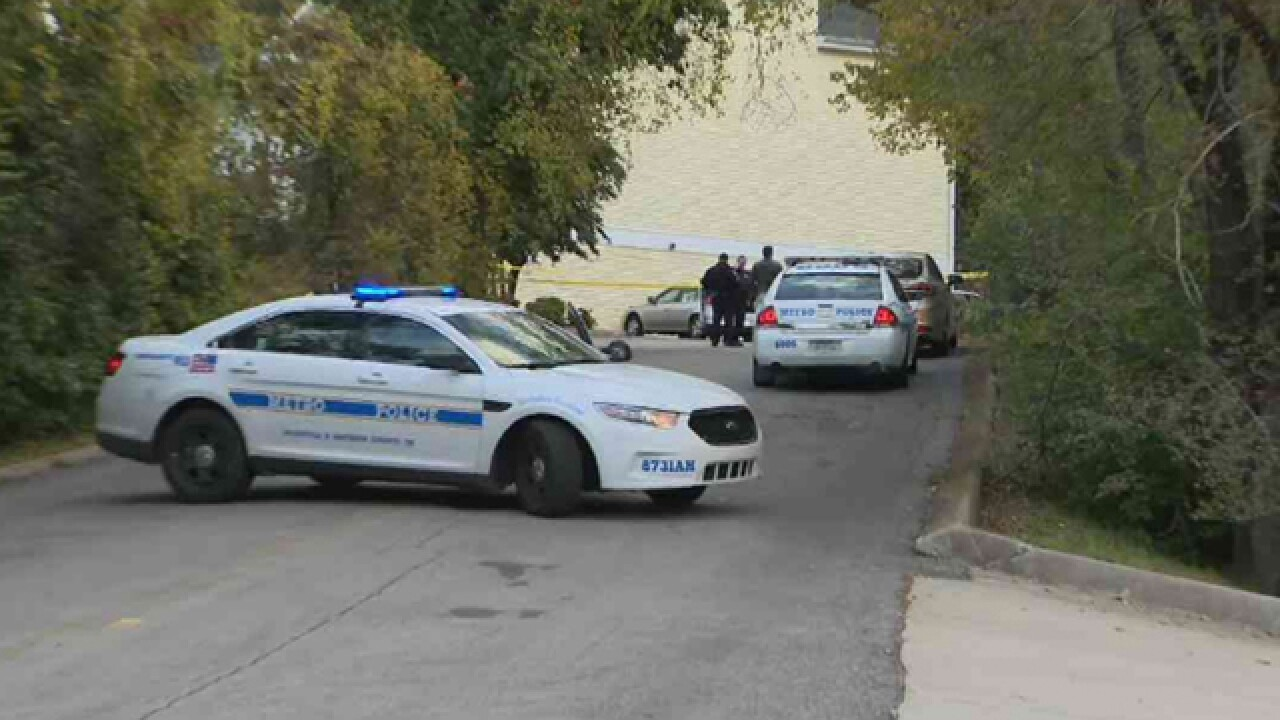 1 in custody after officer-involved shooting at Nashville motel