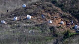 Calabasas Kobe Bryant helicopter crash