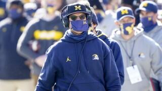 Jim Harbaugh Michigan 2020 NCAA