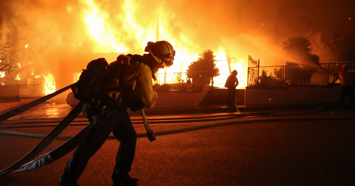 Thousands still under mandatory evacuation orders due to Saddleridge Fire