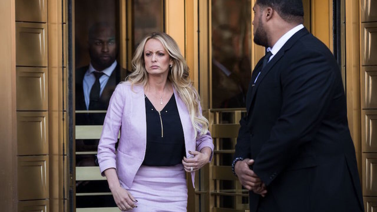 Judge orders Stormy Daniels to pay nearly $300,000 in legal fees