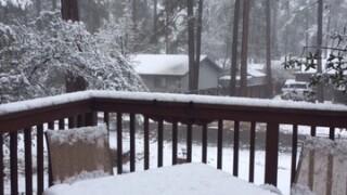 GALLERY: Snow in Arizona!