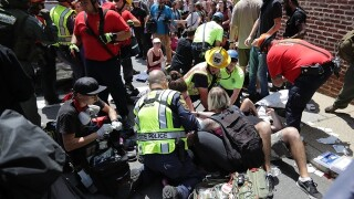 Charlottesville suspect indicted on 30 counts