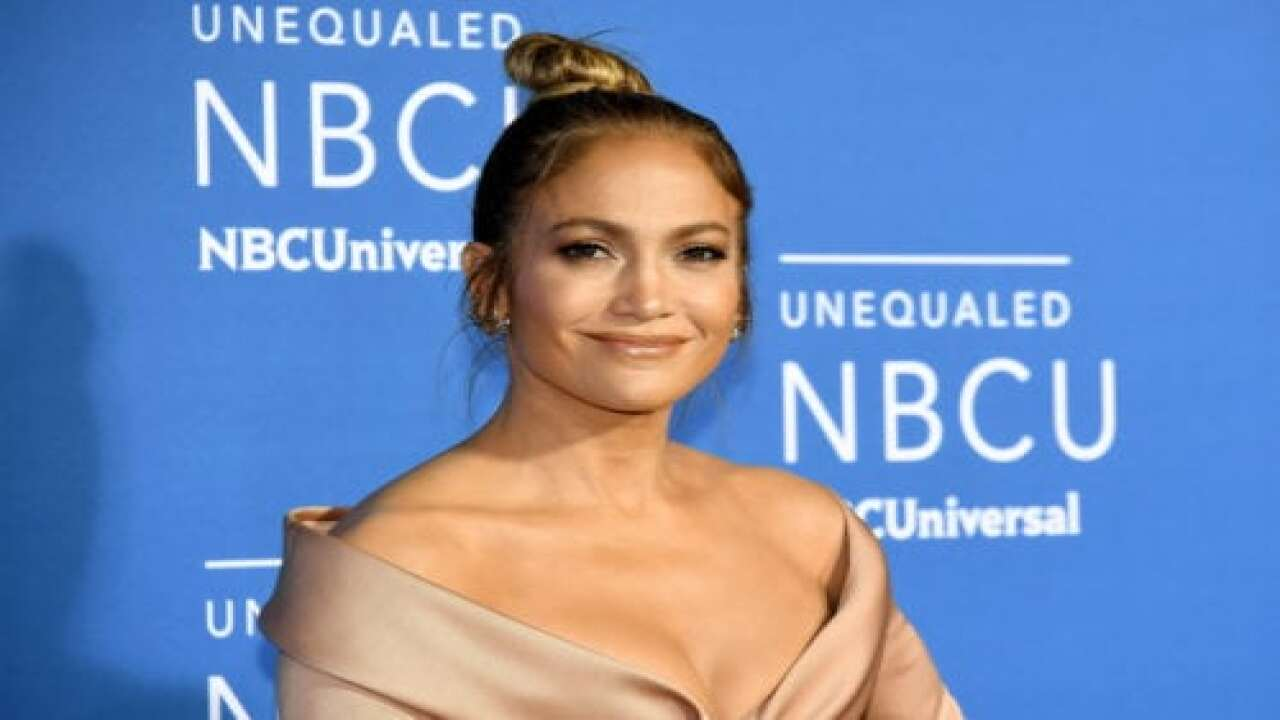 Jennifer Lopez Shared The Sweetest Throwback Photo In Honor Of Her Twins' 12th Birthday