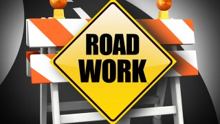 Night road closures for highway 58 and the 99 starting January 8