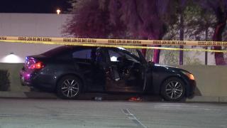 Man shot in chest outside Arizona Mills Mall 10-2