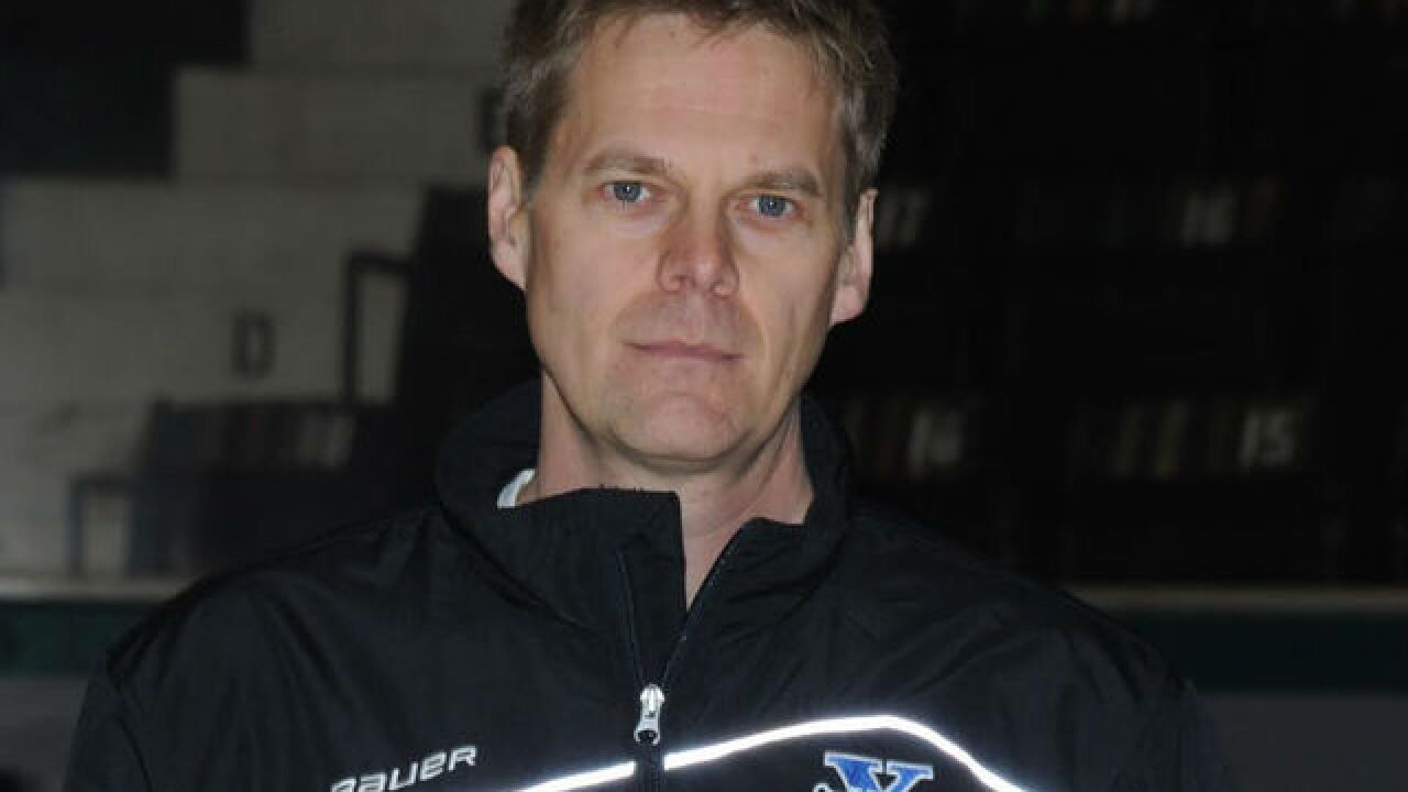 St. Xavier names hockey coach