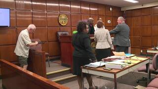 Coleman trial day 2